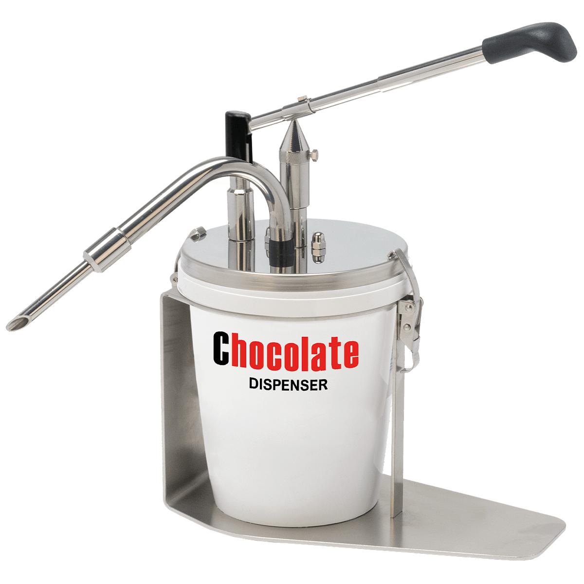 Chocolate / Nutella Lever-action Dispenser