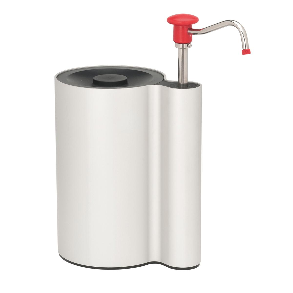 Push Button Dispenser 3 L Pet Container