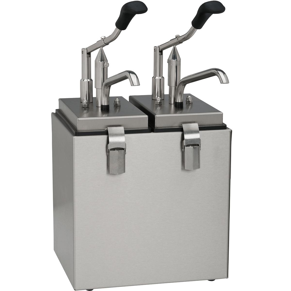 Sauce Bar Lever-action Dispensers (2,5 L / 1-6 Piece Design)