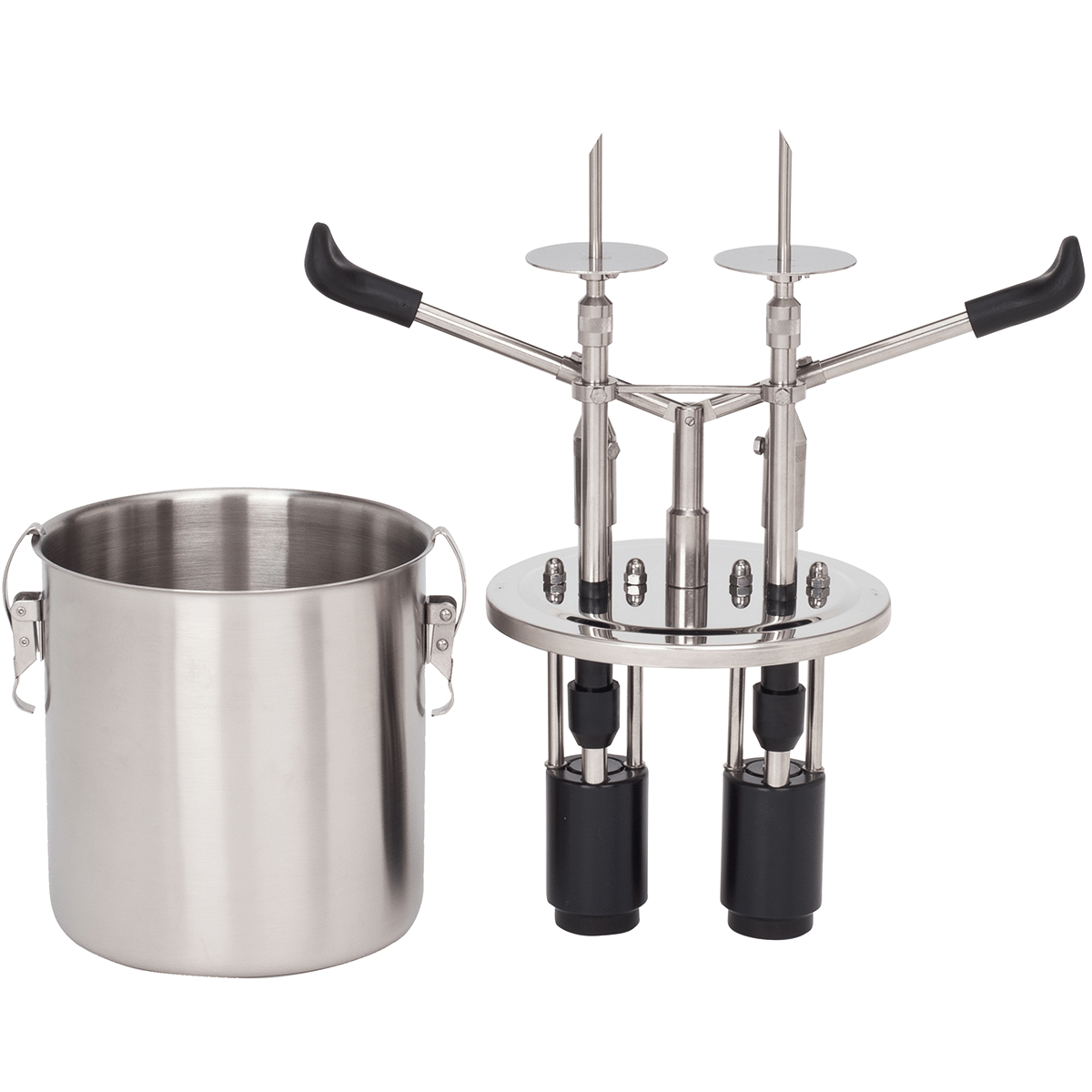 Pastry Filler Stainless Steel Container